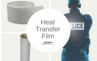 PES BPU Heat Transfer Film