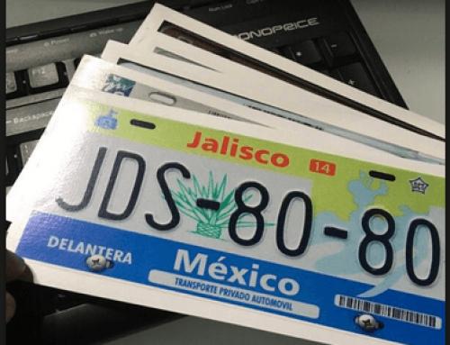 墨西哥车牌系列