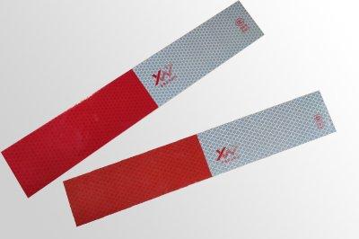 XW1200 pre-striped DOT-C2 Trailer sticker