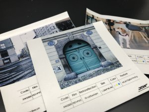 Digital Print On XW3300 reflective sheeting