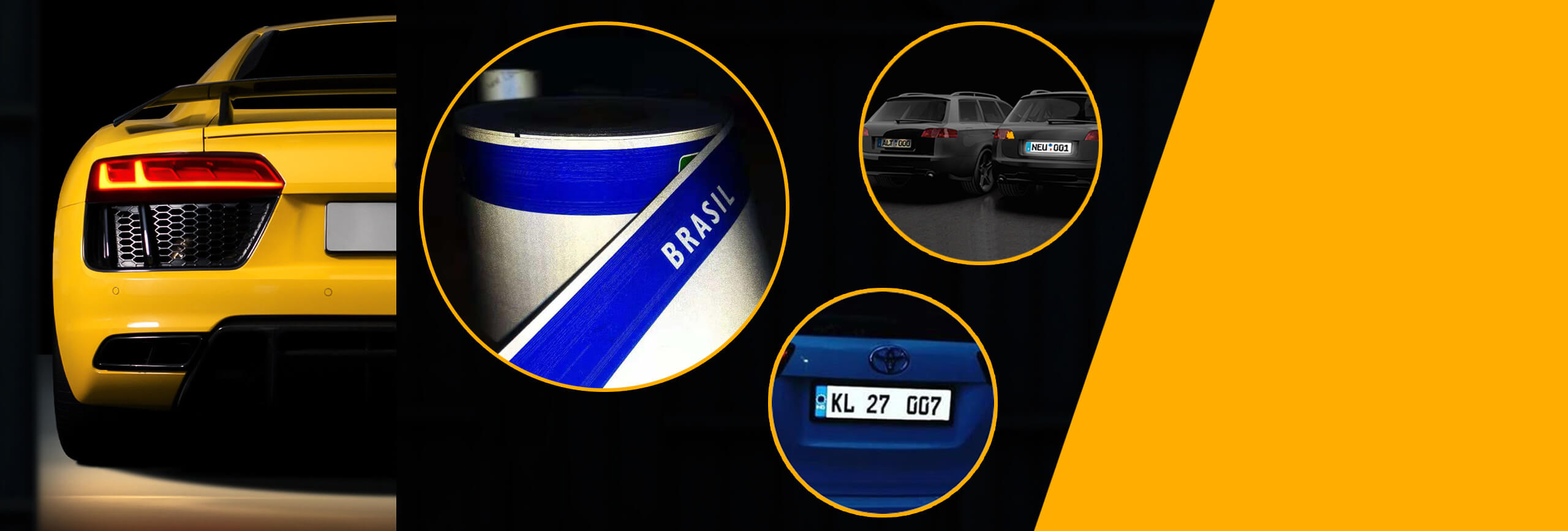 ISO7591反光车牌膜