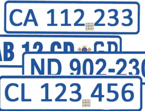南非的车牌规则和类型