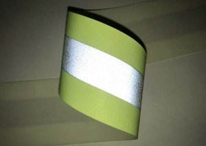 FR Reflective Tape fabric