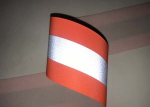 FR Reflective Tape for fireman clothes