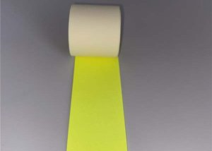 flame resistant reflective tape for fireman