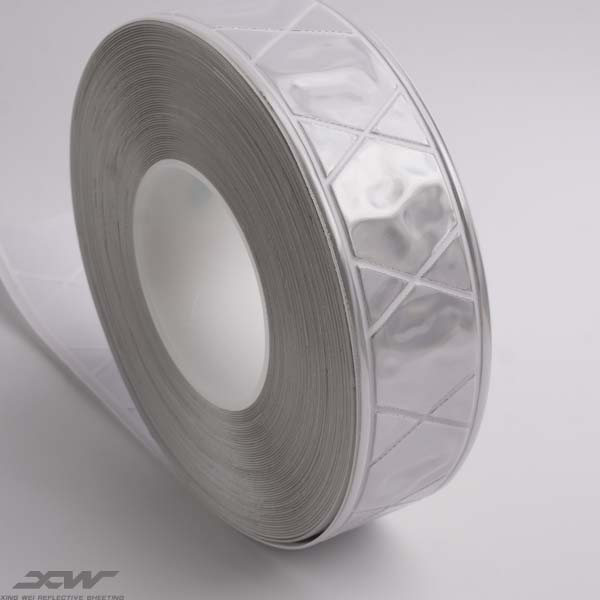 pvc prismatic tape for reflective apparel factory