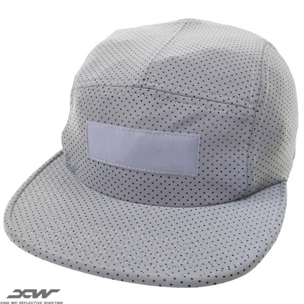 perforated reflective hat