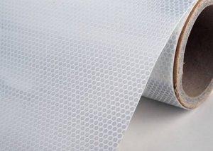 PVC prismatic flex banner