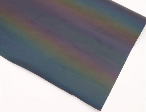 XW8003-A Reflective Rainbow Heat Transfer Vinyl