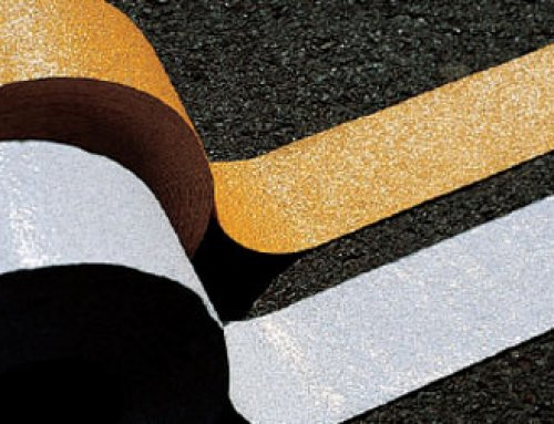 What is the difference between reflective sheeting and reflective marking tape?