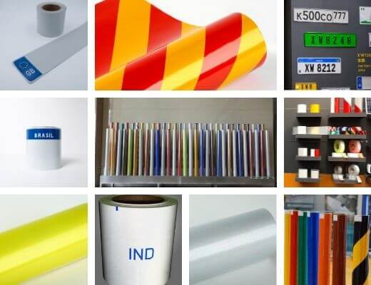 wholesale reflective sheeting reflective tapes