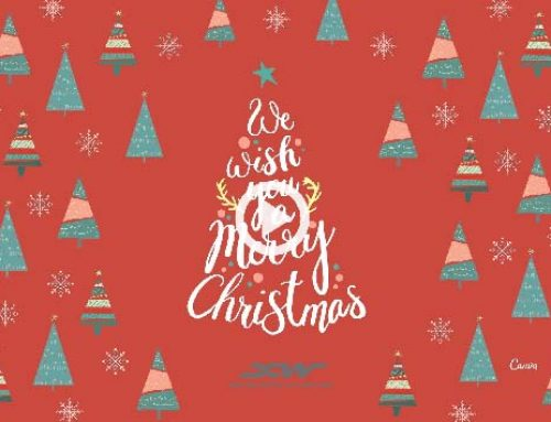 Merry Christmas and Happy New Year from XW Reflective Material