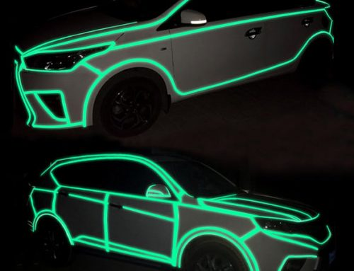 How to Classify The Reflective Car Sticker