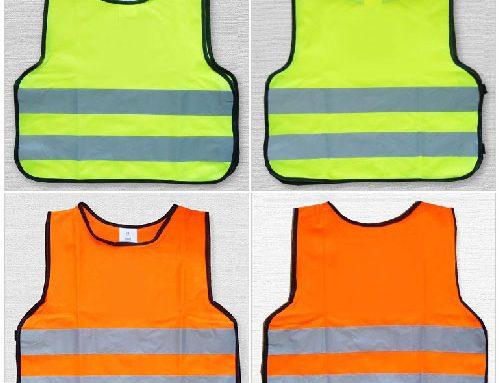 High Visibility Safety Vests for Children