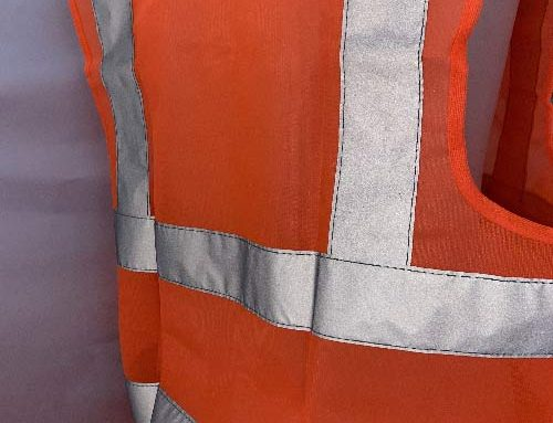 High Visibility Professional Safety Vest