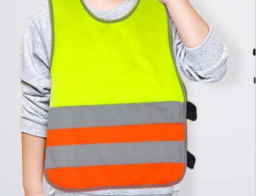 How to keep children safe in traffic by reflective product?